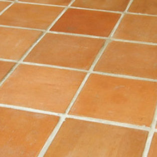 Clay Floor Tile